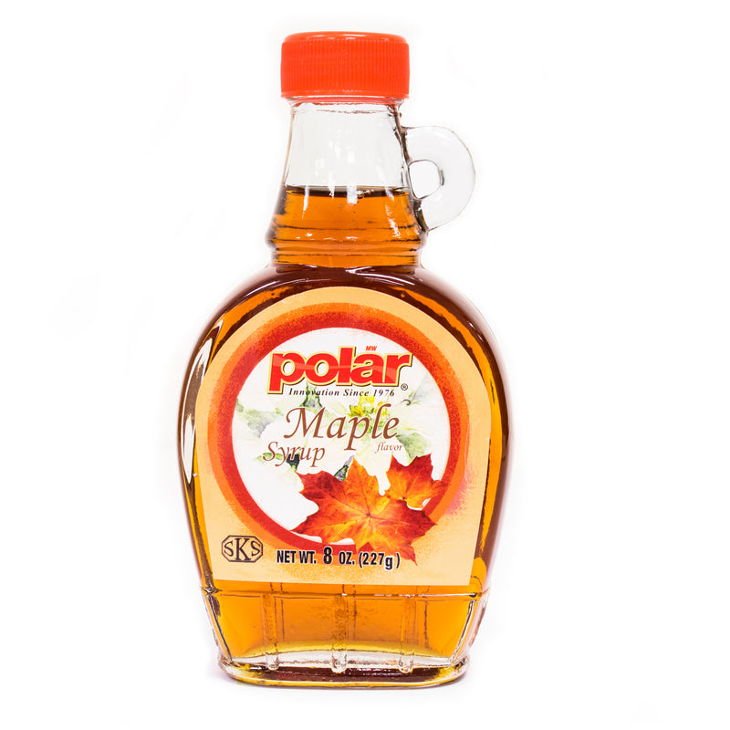 Maple Syrup 8 oz (Pack of 12) - MWPolar