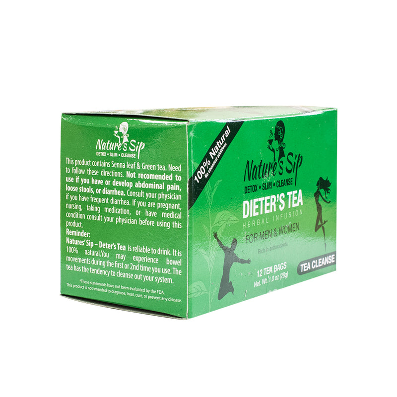 Dieter's Tea for Men & Women