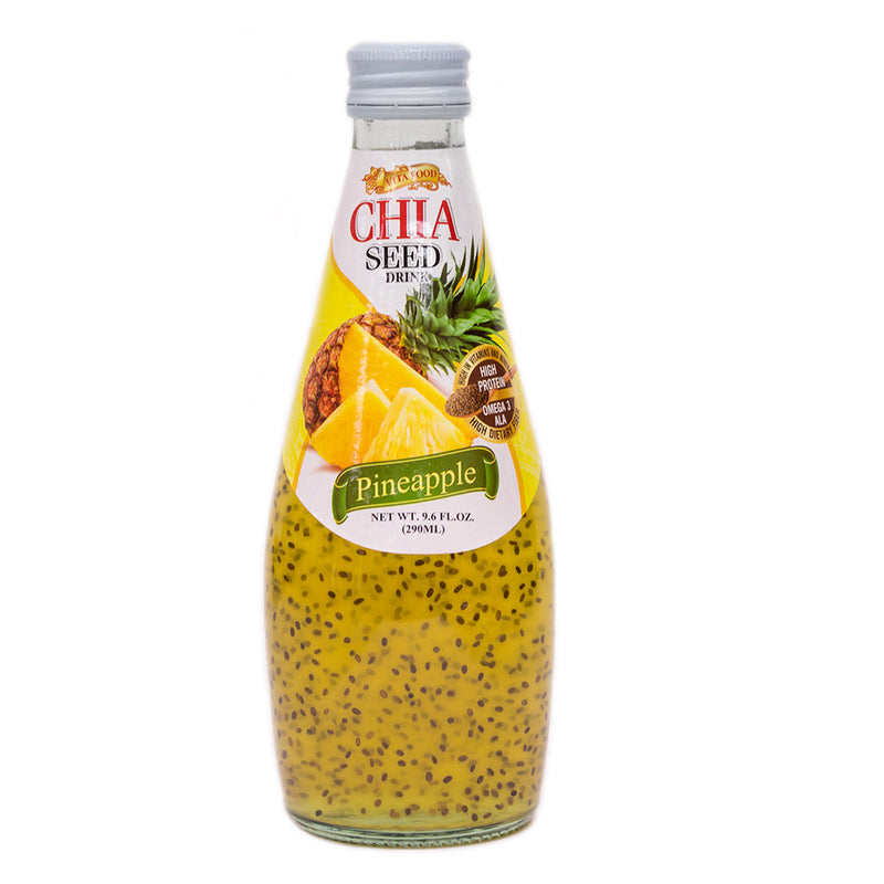 Chia Seed Juice - Pineapple