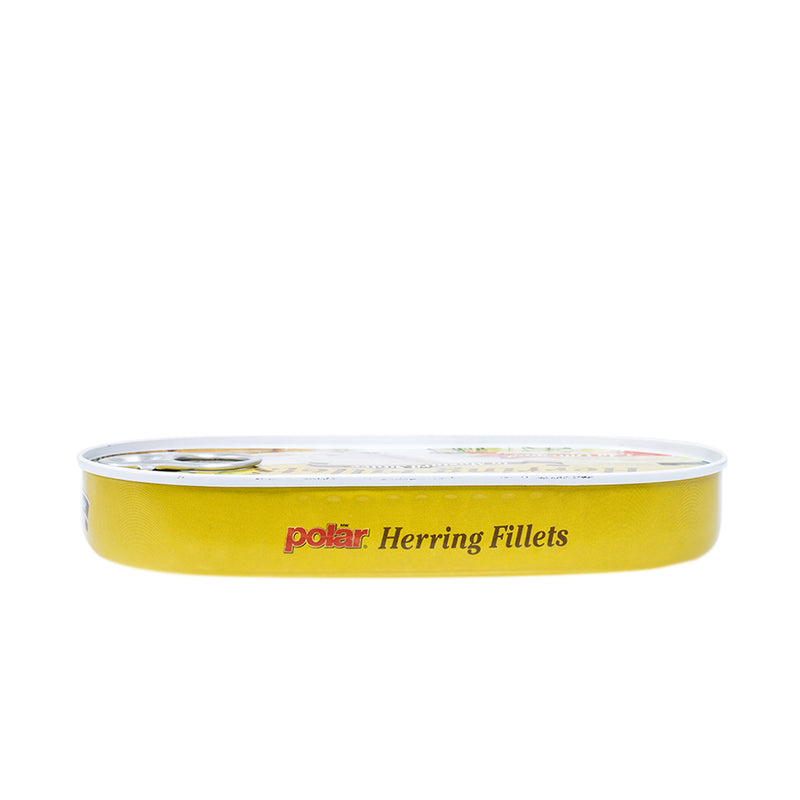 Polar Herring in Mustard Sauce 6oz (Pack of 14) - MWPolar
