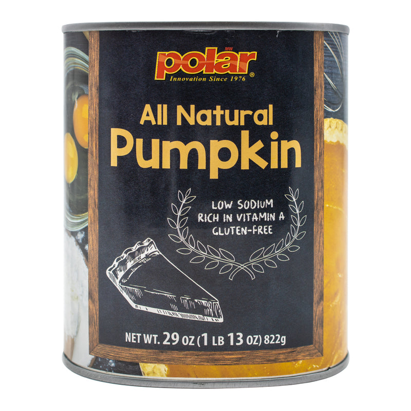 All Natural Pumpkin 29oz (Pack of 2 or 4) - MWPolar
