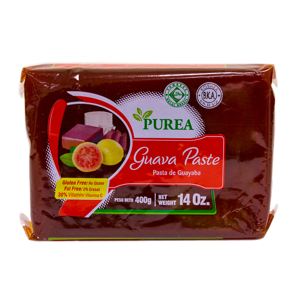 Guava Paste 14 oz (Pack of 24) - MWPolar