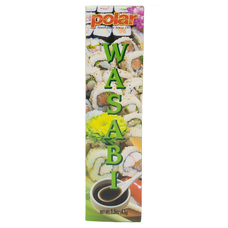 Polar Wasabi Tube 1.5oz (Pack of 12) - MWPolar