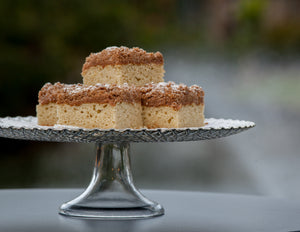 Cinnamon Streusel Coffee Cake