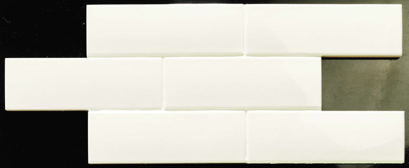 03LOND87-WHI 3x8.7 Ceramic Tile - Discount Tile®