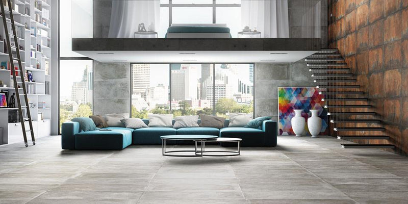 24IRON48-IRO 24x48 Porcelain Tile