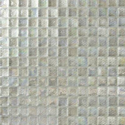 01GLAS01-IC-01 1x1 Glass Mosaic Tile - Discount Tile®