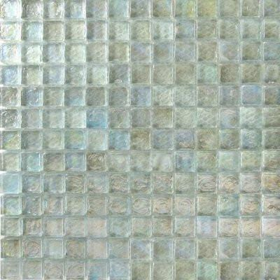 01GLAS01-IC-02 1x1 Glass Mosaic Tile - Discount Tile®