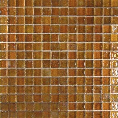 01GLAS01-IC-16 1x1 Glass Mosaic Tile - Discount Tile®