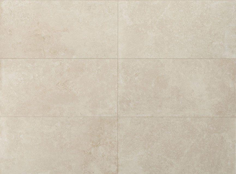 12ROCK24-IVO 12x24 Porcelain Tile