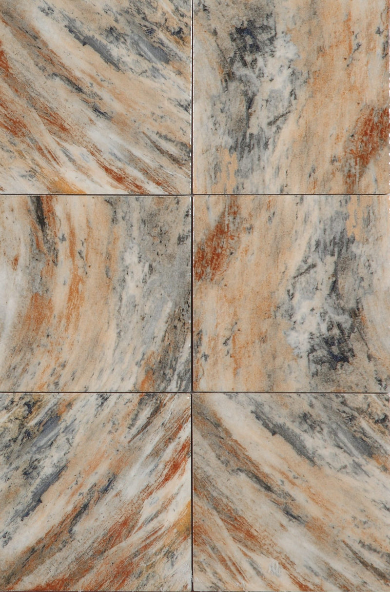 06PAIN06-SAN 6x6 Porcelain Tile