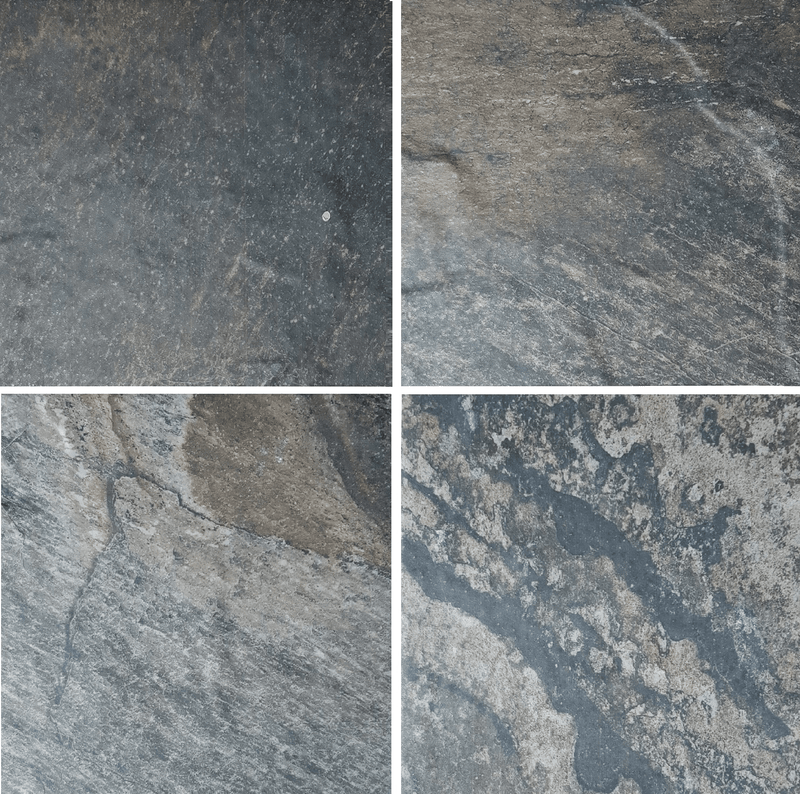06STAT06-GRE 6x6 Porcelain Tile