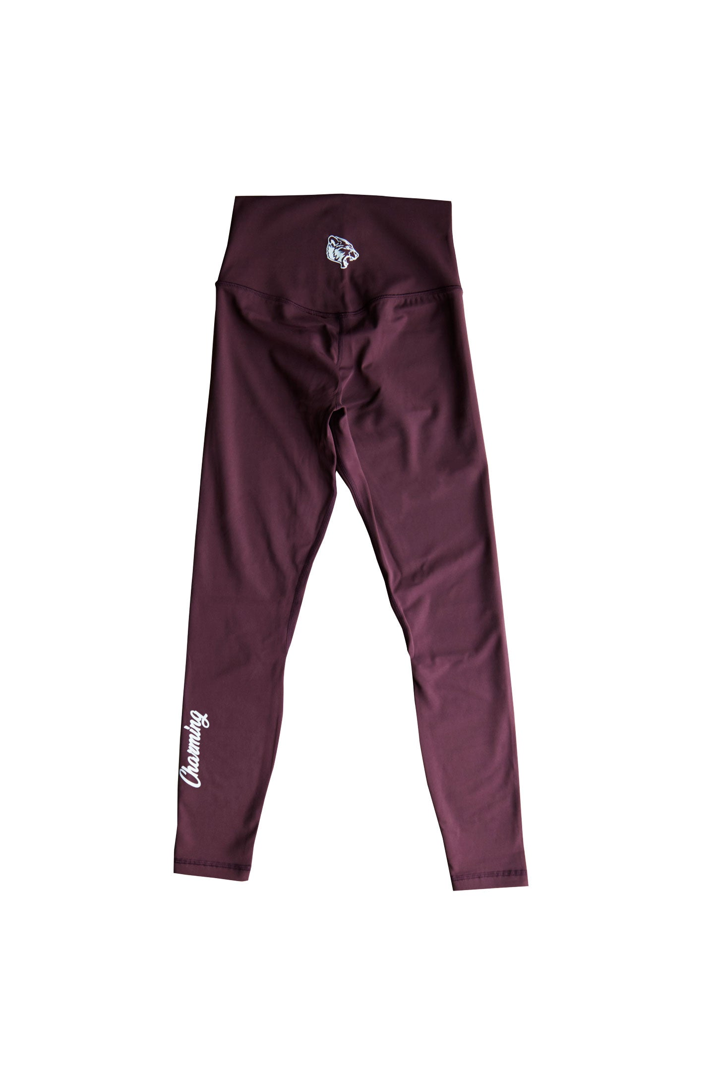 LIONESS LEGGINGS - MAROON