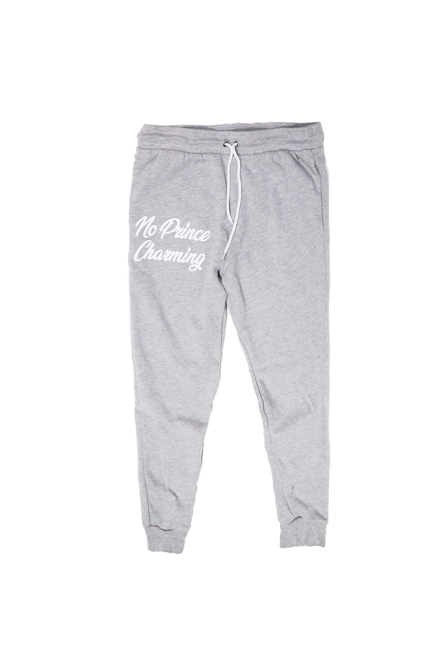 CLASSIC FLEECE JOGGERS - LIGHT GREY