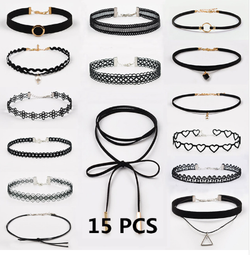 15 Piece Choker Set