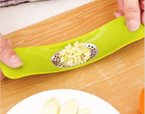 Slick easy to use Garlic Press