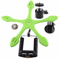 Mini Tripod Mount for your Phone, Gopro and Camera