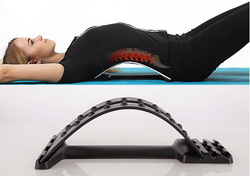 Back Mate Stretching Multi-Level Plus Waist Relax Mate Back Massage Magic Stretcher Fitness Equipment