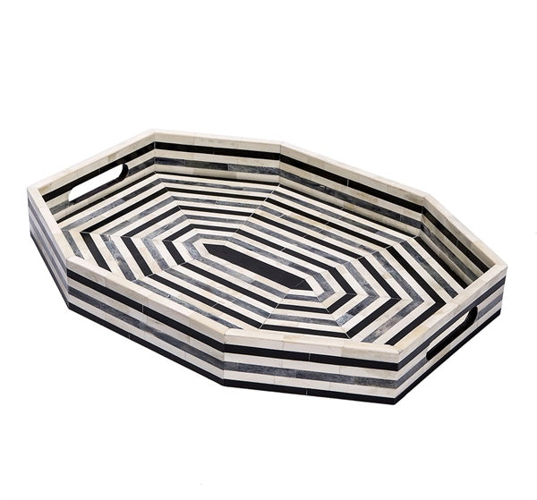 Firth Octagonal Tray -Large