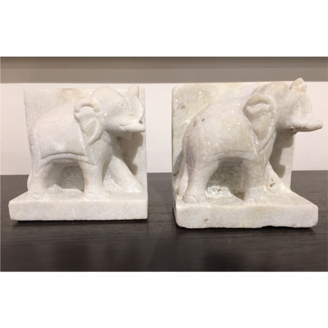 Elephant Bookend -Set of 2