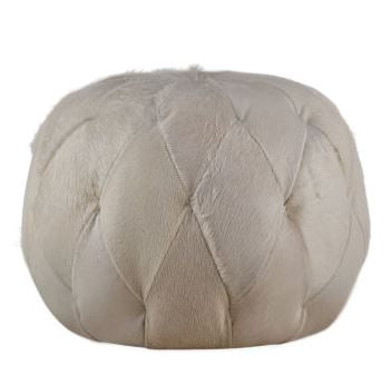 L9309-10 Leather Ottoman