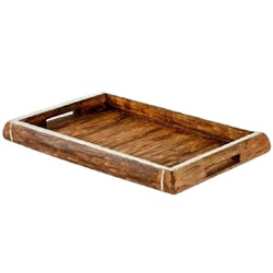 Chalten Pine and Alpaca Tray - Rectangle