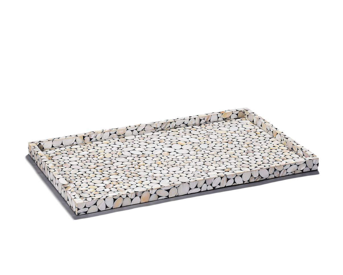 Mother of Pearl Overlay Tray