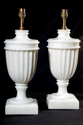 Marble Trophy Lamp