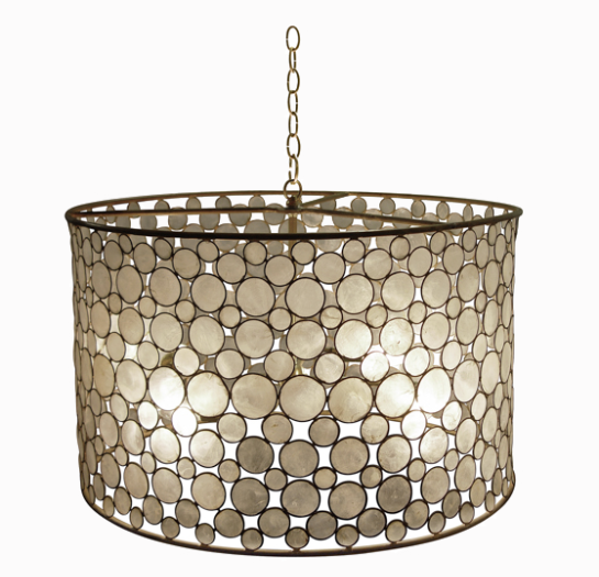 Serena Drum Chandelier