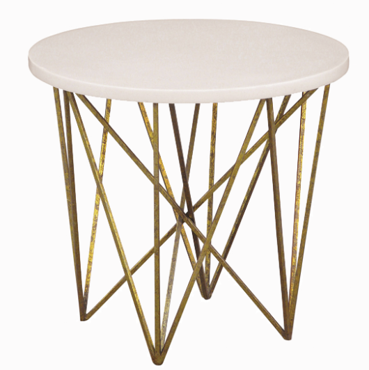 George Round Side Table