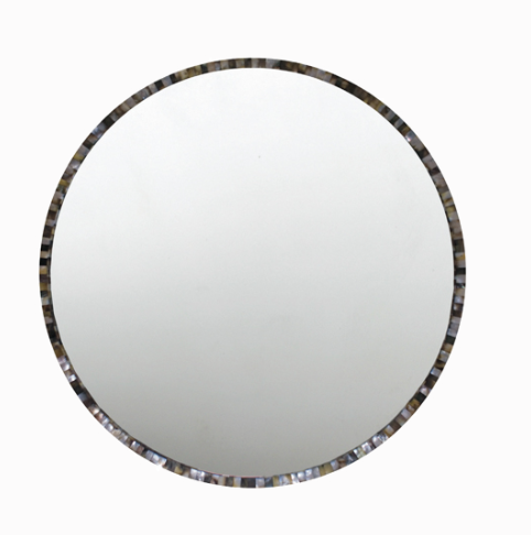 Pearl Mirror Round - Large