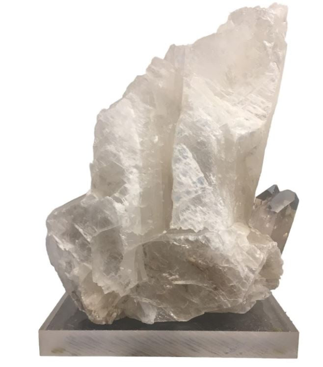 J985- Fishtail Selenite Cluster