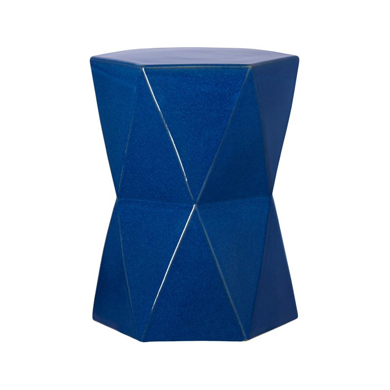 Matrix Hex Stool