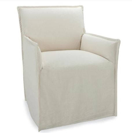 US105-41 Jasmine Outdoor Arm Dining Chair