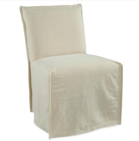 US105-01 Jasmine Outdoor Armless Dining Chair