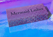 Rebekah 3D synthetic mermaid lashes
