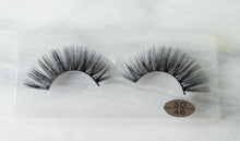 Melody 3D synthetic mermaid lashes
