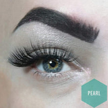 Pearl 3D synthetic mermaid lashes