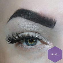 Mishell 3D synthetic mermaid lashes