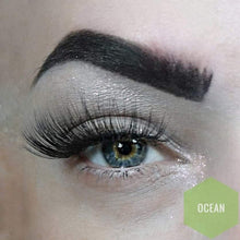 Ocean 3D synthetic mermaid lashes