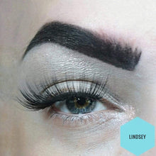 Lindsey 3D synthetic mermaid lashes