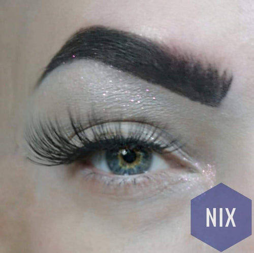 Nix 3D synthetic mermaid lashes