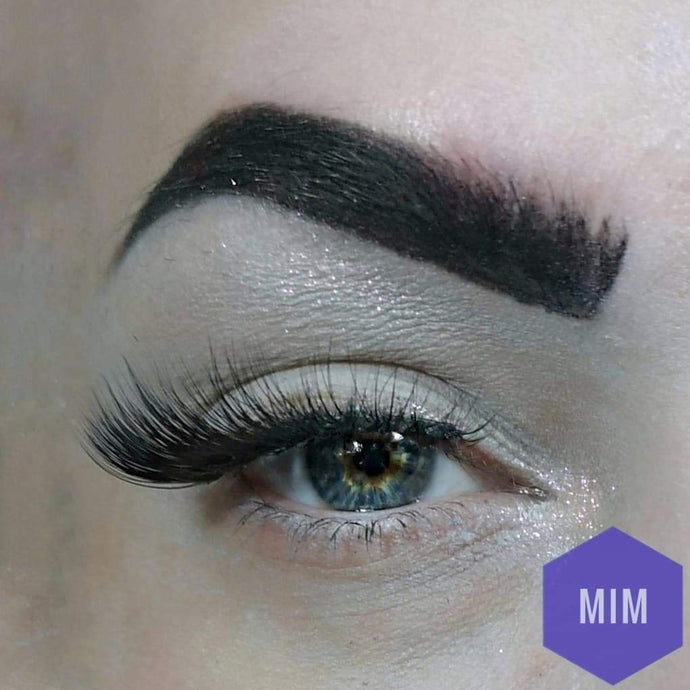 Mim 3D synthetic mermaid lashes