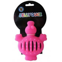 Pet London | Jelly Duck Dog Toy - The Gorgeous Pet Boutique UK