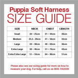Puppia Grand Prix Harness - A - The Gorgeous Pet Boutique UK