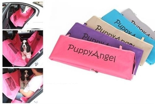 Puppy Angel | Car Seat Cover - The Gorgeous Pet Boutique UK