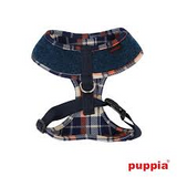Puppia | Smurf Soft Harness - The Gorgeous Pet Boutique UK