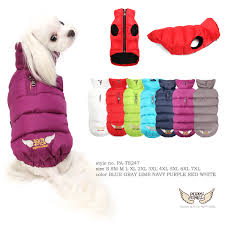 Puppy Angel | Urban Outdoor FDJ Padded Coat - The Gorgeous Pet Boutique UK