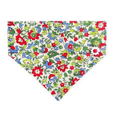 Top Pooch | Country Garden Dog Bandana - The Gorgeous Pet Boutique UK