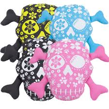 Dogue | Skull and Crossbones Dog Toy - The Gorgeous Pet Boutique UK